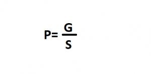 basınç formülü